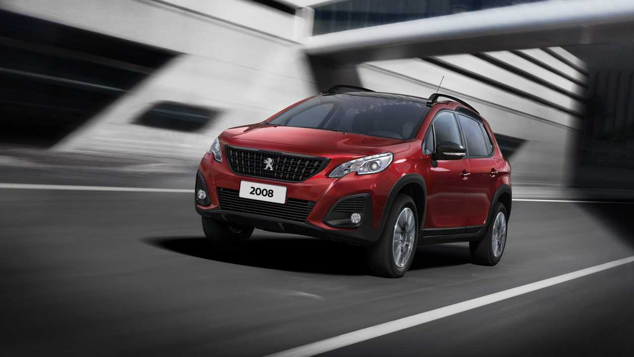 Novo Peugeot 2008 Chega A Partir De R$ 69,9 Mil